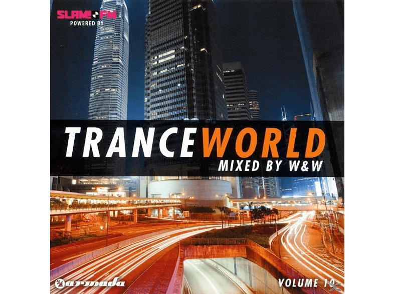 VARIOUS, various / w&w - trance world 10 [CD]