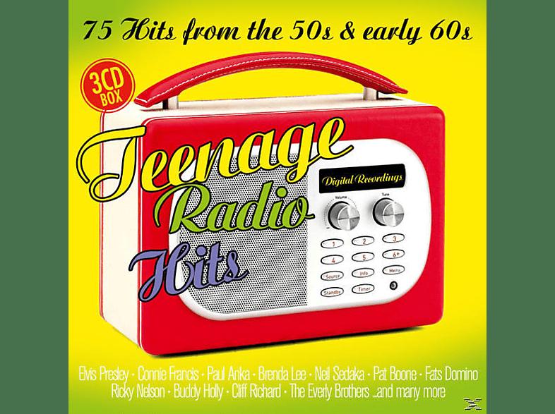 VARIOUS - Teenage Radio Hits [CD]