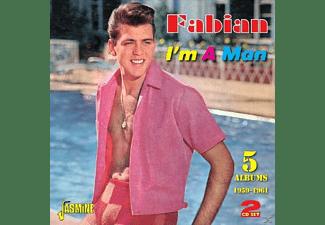Fabian - I'm A Man  - (CD)