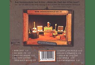Duo Sonnenschirm - Billiges Vergnügen  - (CD)
