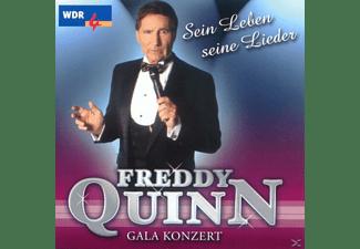 Freddy Quinn - Gala Konzert-Sein Leben, Seine Lieder  - (CD)
