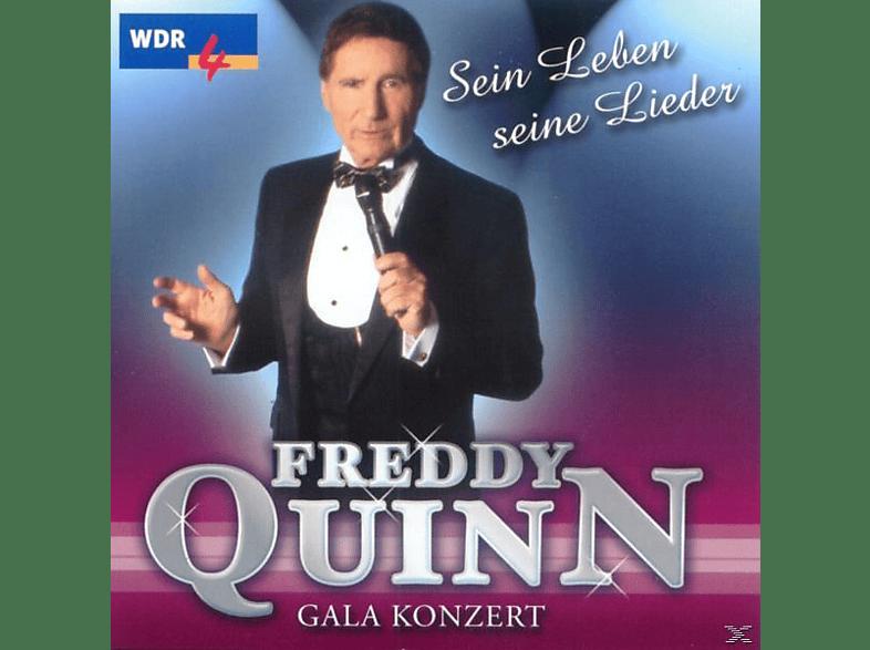 Freddy Quinn - Gala Konzert-Sein Leben, Seine Lieder [CD]