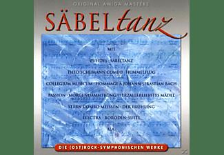 Puhdys / Collegium Musicum - Säbeltanz.Ost-Rocksymphonisch  - (CD)
