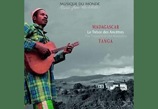 Tanga - MADAGASCAR LE TRESOR DES ANCETRES  - (CD)