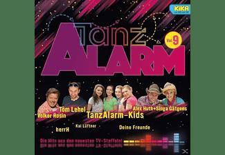VARIOUS - Kika Tanzalarm 9  - (CD)