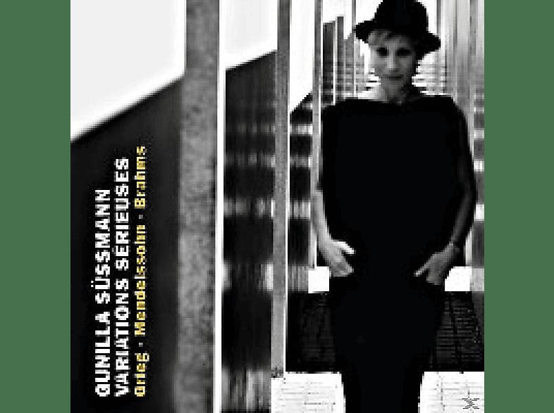 Gunilla Süssmann - Variationen [CD]