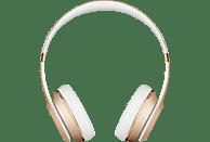 BEATS Solo 3 Wireless, On-ear Kopfhörer Bluetooth Gold