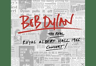 Bob Dylan - The Real Royal Albert Hall 1966 Concert  - (CD)