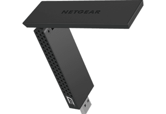 NETGEAR A6210 - Adattatore USB Wireless (Nero)