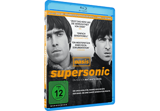 Oasis: Supersonic Blu-ray