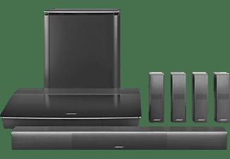 BOSE Lifestyle 650 home entertainment system, schwarz