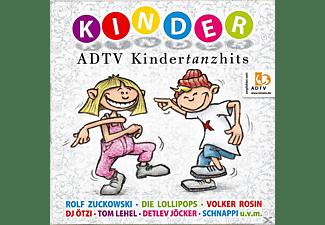 VARIOUS - ADTV Kindertanzhits 1  - (CD)