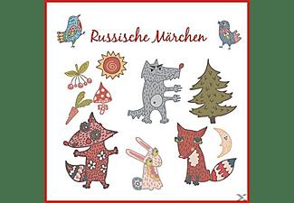 VARIOUS - RUSSISCHE MÄRCHEN  - (CD)
