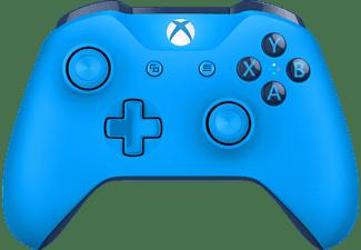 MICROSOFT Xbox Wireless, Controller, Blau