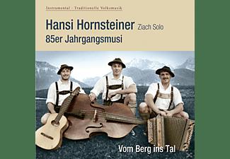 Hansi/85er Jahrgangsmusi Hornsteiner - Vom Berg Ins Tal-Instrumental  - (CD)