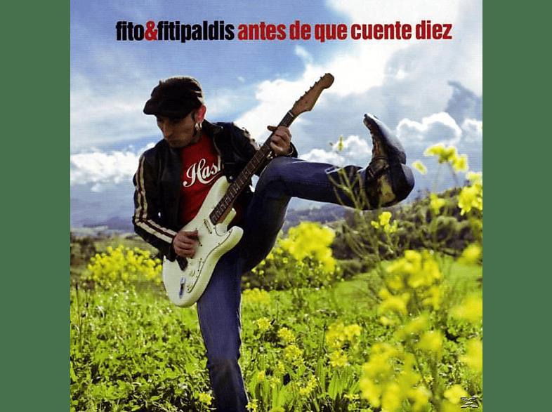 Fitipaldis - Antes De Que Cuente Diez [CD]