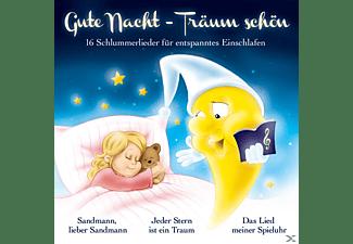 TRAUMMÄNNCHEN & CO.KG - Gute Nacht-Träum schön  - (CD)