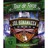 Joe Bonamassa - Tour De Force - Shepherd's Bush Empire [Blu-ray]