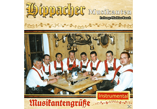 Hippacher Musikanten - Musikantengrüße  - (CD)