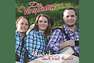 Die Verspielten - Musik Und Viel Humor [CD]