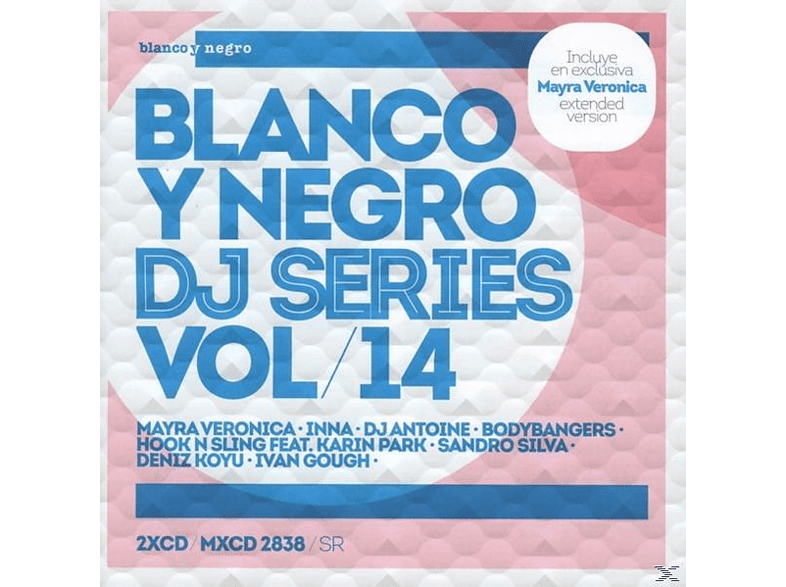VARIOUS - Blanco Y Negro DJ Series Vol.14 [CD]