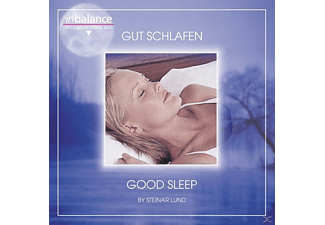 Steinar Lund - Good Sleep/Gut Schlafen  - (CD)