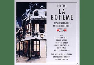 Metropolitan Opera Orchestra & Chorus - La Boheme (Ga)  - (CD)
