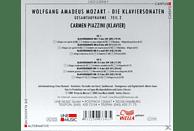 Piazzini Carmen - Die Klaviersonaten Teil 2 [CD]