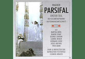 Chor & Orch.Der Bayreuther Festspiele - Parsifal-Erster Teil  - (CD)