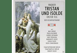 Staatsopernchor Berlin - Tristan Und Isolde 1.Teil  - (CD)