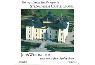 John Wellingham - The Organ of Strömsholm - (CD)