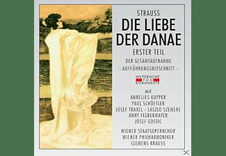 Wiener Philharmoniker, Wiener Staatsopernchor - Die Liebe Der Danae-1.Teil  - (CD)