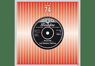 VARIOUS - Backline Vol.74  - (CD)