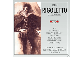 Coro E Orch.D.Teatro Alla Scal - Rigoletto  - (CD)