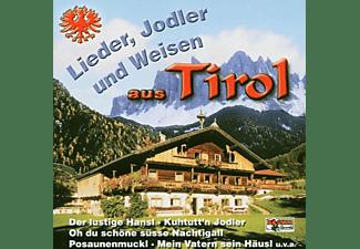 VARIOUS - Lieder, Jodler U.Weisen A.Tirol  - (CD)