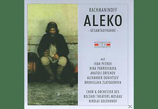 ORCH.D.BOLSHOI THEATERS - Aleko  - (CD)