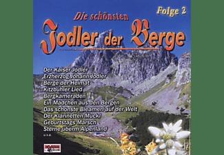 VARIOUS - Die Schönsten Jodler Der Berge 2  - (CD)
