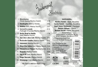 Saitenspiel - Kieselsteine  - (CD)