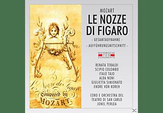 Coro E Orch.Del Teatro Di San - Le Nozze Di Figaro  - (CD)