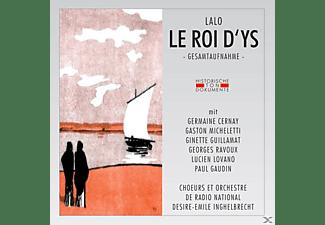 Inghelbrecht, Choeurs Et Orch.De Radio National - Le Roi D'ys  - (CD)