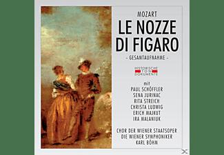 Wiener Philharmoniker, Chor Der Wiener Staatsoper - Le Nozze Di Figaro (Ga)  - (CD)