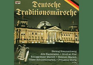 Deutsche Militärkapellen - Deutsche Traditionsmärsche  - (CD)
