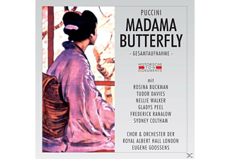 VARIOUS - Madama Butterfly  - (CD)