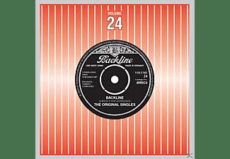 VARIOUS - Backline Vol.24  - (CD)