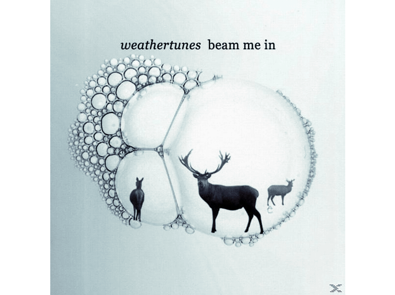 Weathertunes - beam me in [CD]