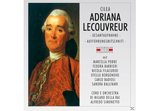 Coro E Orchestra Della Rai Di Milano - Adriana Lecouvreur  - (CD)