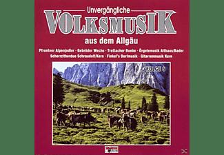 VARIOUS - Unvergängliche Volksmusik 6  - (CD)