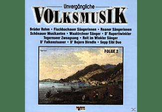 VARIOUS - Unvergängliche Volksmusik 2  - (CD)