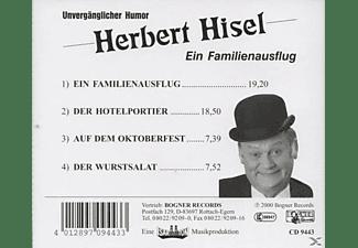 Herbert Hisel - Ein Familienausflug-Hotelportier  - (CD)