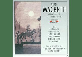 Chor & Orch.Der Deutschen Staatsoper Berlin - Macbeth (Ga)  - (CD)